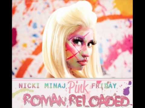 Nicki Minaj - Pound The Alarm - Official Instrumental