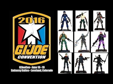 2016 G.I. Joe Action Figure Line Preview