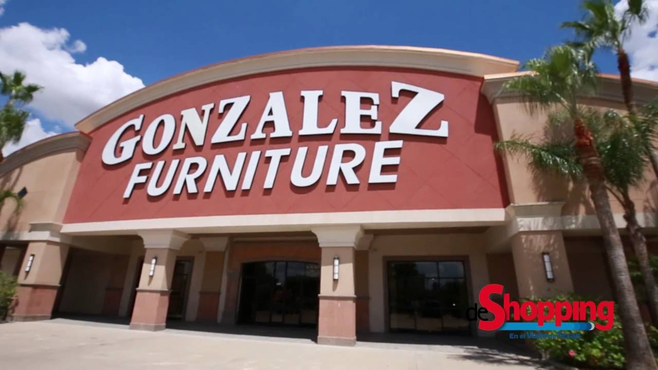 Gonzalez Furniture | De Shopping En Texas