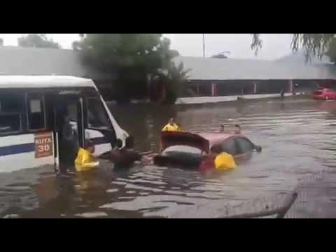 Mexico City flood