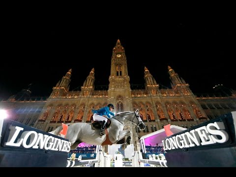 Sport Report: Longines Global Champions Tour of Vienna