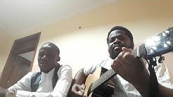 Frère Emmanuel Musongo et  le Frère Paul Bakenda  dans Towuti mosika