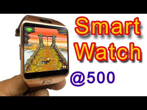 Smart Watch unboxing & review|cheap calling smart watch