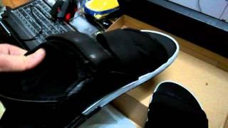 mens genuine leather sandals crack leather y3 sandals for men slippers sandalias