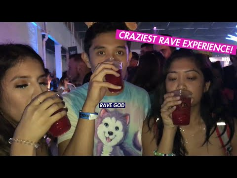 We Flew To A Rave And It Was Really Loud (Lights All Night 2019)