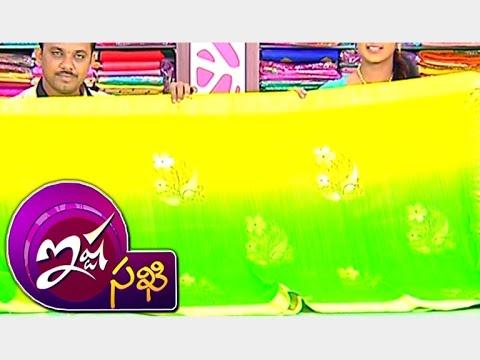 Beautiful Handloom Lemon Yellow &  Pure Linen Banarasi Cotton Sarees    Hello Ladies    Vanitha TV
