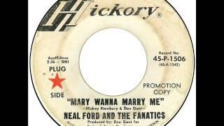 Neal Ford & the Fanatics – Mary Wanna Marry Me ( 1968, Garage Pop, USA )