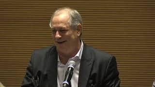 Ciro Gomes avalia os núcleos do Governo Bolsonaro