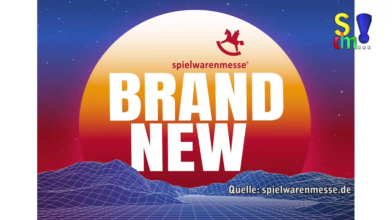 Bericht: SPIELWARENMESSE 2021 - Brand New - Spiel doch mal...!
