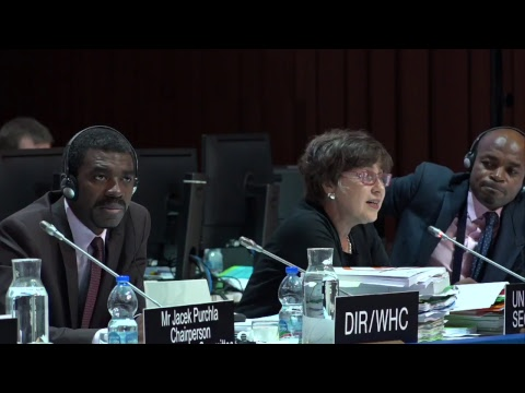 41st World Heritage Committee 8 July 2017 AM