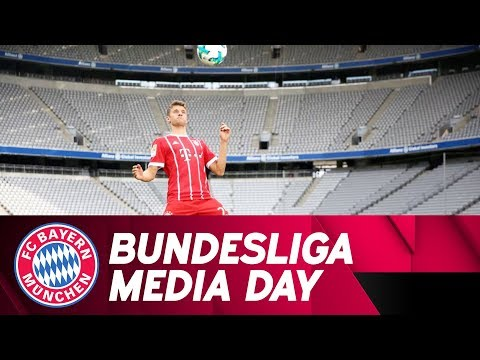 Bundesliga Media Day at the Allianz Arena📸 | FC Bayern