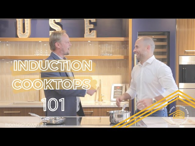 Induction Cooktop 101: How the induction cooktop works.