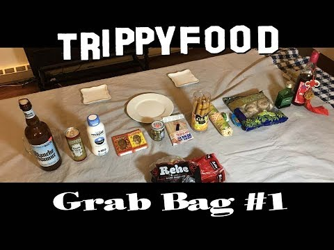 Trippy Food Grab Bag #1 - Trippy Food Episode 160