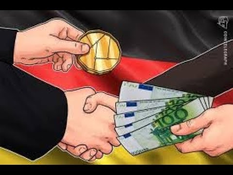 Younger Germans More Inclined to Invest in Cryptocurrencies.