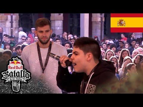 Cuartos:FORCE vsEFE-R - Semifinal Regional León 2016 - Red Bull Batalla  de los Gallos