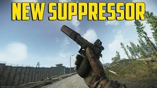 Escape From Tarkov - New Suppressor