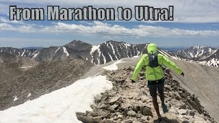 Moving up from Marathons to Ultra Marathons: Training Tips for trail running