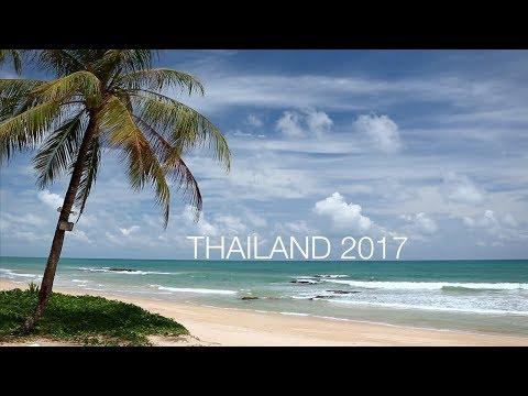 Thailand 2017 travel movie HD