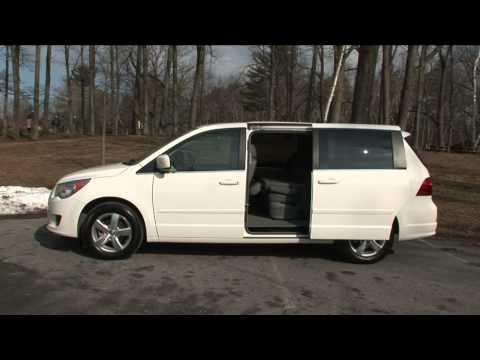 2010 Volkswagen Routan Test Drive