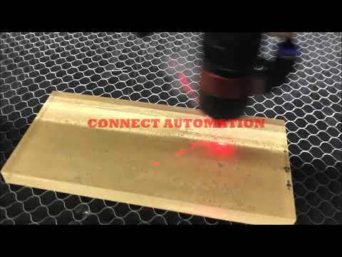 600*400mm Automatic Laser Cutting Machine