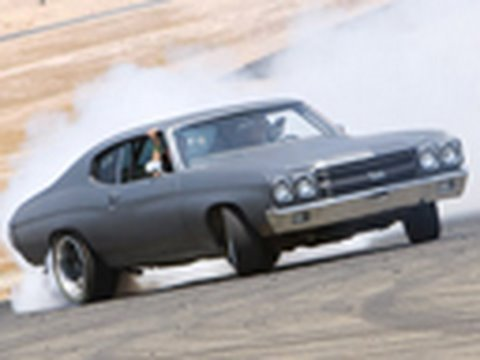 Fast & Furious 4: '70 Chevelle Rips It Up | Edmunds.com ...