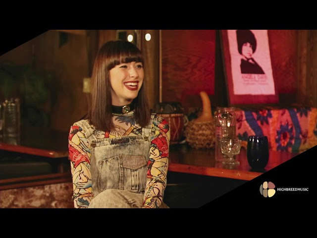 Kimbra  - Moving from New Zealand to Australia to Pursue Music