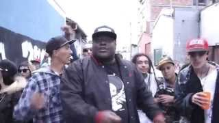 Wu-Latino - Streetlife (Part 2) - Killah Priest, Bura, Visel, Askoman, Loko Kuerdo, (Prod by NO5)