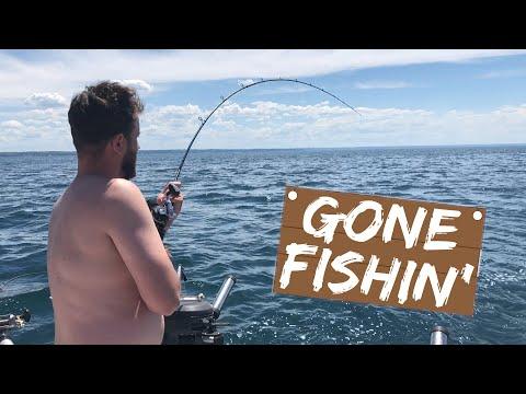 Charter Boat Fishing - Lake Ontario