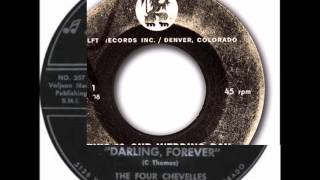 Four Chevelles - Forever / This Is Our Wedding Day - Delft  6408  / Bandbox 357 - 1964