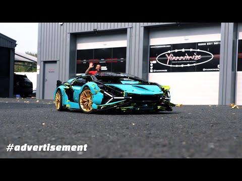 My New Lamborghini Sian Has Arrived!