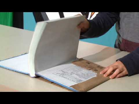 How To Make a Book Cover Out of a Paper Bag
