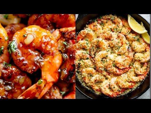 12 Simple Shrimp Dishes