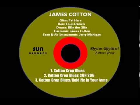 James Cotton - Cotton Crop Blues