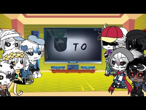 Sans Aus React To Top 20 Undertale Memes (gachalife) #1