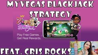 MyVegas Blackjack Strategy 2019
