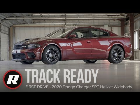 2020 Dodge Charger SRT Hellcat Widebody: Now with the ability to turn