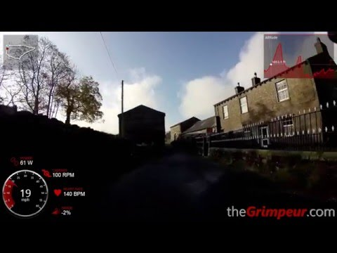 Fleet Moss & Kidstones Cycing Training Video