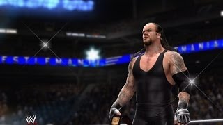 WWE 2K14 Walkthrough - 30 Years of Wrestlemania Part 30 - Ruthless Aggression: The Undertaker Vs. Batista