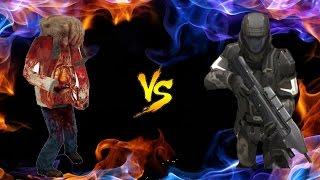 Gmod NPC Blood Bath Battles (ODST'S Vs Zombies)