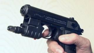 Laser Pistol - Just Like My Novels