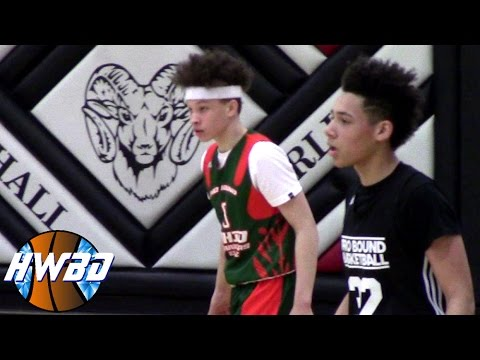 Josh Corbin VS Tre BaumGardner | 2018 Vs 2019 | Guards Battle In Columbus