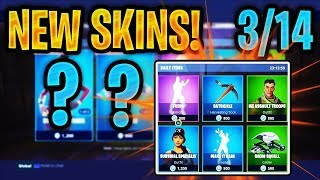 FORTNITE ITEM SHOP MARCH 14TH! FORTNITE NEW SKINS UPDATE! (NEW FORTNITE BATTLE ROYALE DAILY ITEMS)