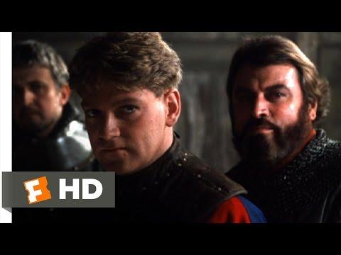 Henry V (4/10) Movie CLIP - High Treason (1989) HD