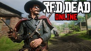 How To Be The BEST Bounty Hunter! Red Dead Online Frontier Pursuits Update