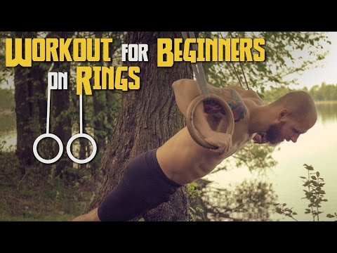 Full Body Workout for Beginners on Rings