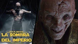 ¿Realmente Snoke era Quien Conectaba a Kylo y Rey? y El Fan Film De Vader #PreguntasDelDia Star Wars