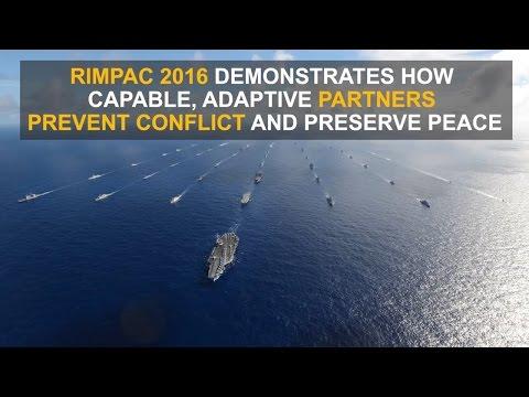 31 seconds, 31st CNO: CNO to Observe RIMPAC 2016