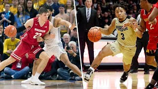 Happ and Edwards Share Co-Player of the Week Honors | Big Ten Basketball