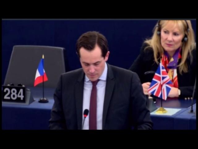 Nicolas Bay sur les énergies renouvelables