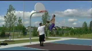 best 17 year old asian dunker 6 0 sherman su from toronto canada
